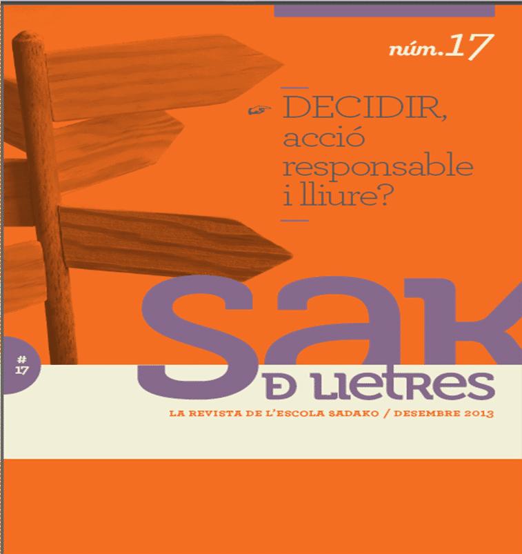 Artículo revista Sadako
