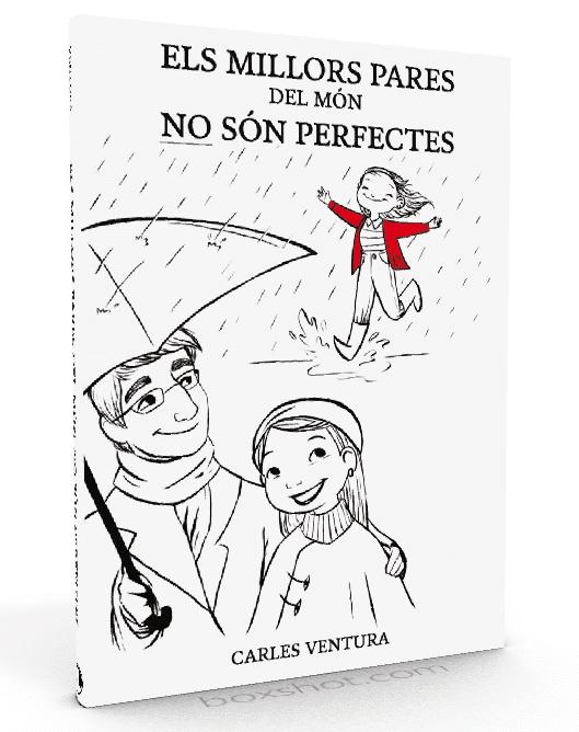 """Llibre """"Els millors pares del món"""""""
